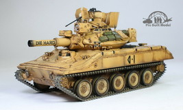 M551 Sheridan Gulf War 1:35 Pro Built Model - $341.55