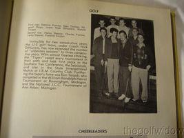 1954 Union Endicott High School Yearbook - Thesaurus image 5
