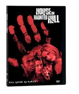 House On Haunted Hill DVD - $5.95