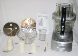 Cuisinart FP-12DC Elite 12 Cup Food Processor Complete w/ All Blades Wor... - $132.05