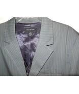 Calvin Klein Jeans new Pinstripe Casual Blazer sz L Sports Coat NWT $98 ... - $39.00