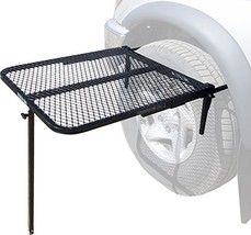 TailGater Tire Table Vehicle Tire-Mounted Steel Camping, Travel, and Out... - $138.45