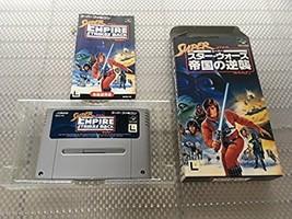 USED STAR WARS EMPIRE STRIKE BACK Nintendo Super Famicom SFC JAPAN - $296.99
