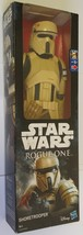 "Star Wars Rogue One Shoretrooper 11"" Action Figure Hasbro - $30.00"