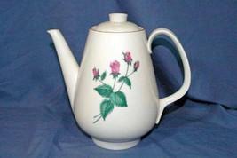 Rosenthal Darling Rose Coffee Pot 5 Cup Pattern 3133 - $103.94