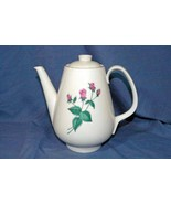 Rosenthal Darling Rose Coffee Pot 5 Cup Pattern 3133 - $103.94