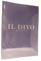 IL DIVO MMXII World Tour 2012 Wicked Game Tour Book - $15.00