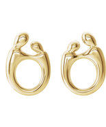 14K Yellow Gold Mother & Child® Earrings  - $119.99+