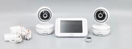 Vtech VM4261-2 2 Camera Pan & Tilt Video Monitor - $64.99