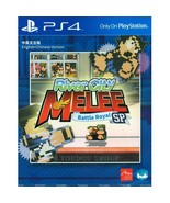 New River City Melee Battle Royal SP PlayStation 4 PS4 Free Shipping Chi... - $42.56