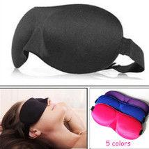 Sleeping Eye Mask Sleep Blindfold Travel Cover Shade 3D Soft Relax Rest ... - $7.86 CAD