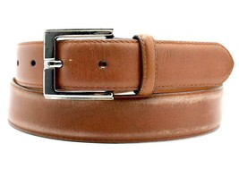 Ralph Lauren Classic Mens Leather Belt Brown Size 36 - $36.22
