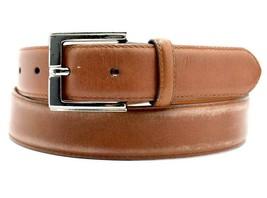 Ralph Lauren Classic Mens Leather Belt Brown Size 36 - $36.22