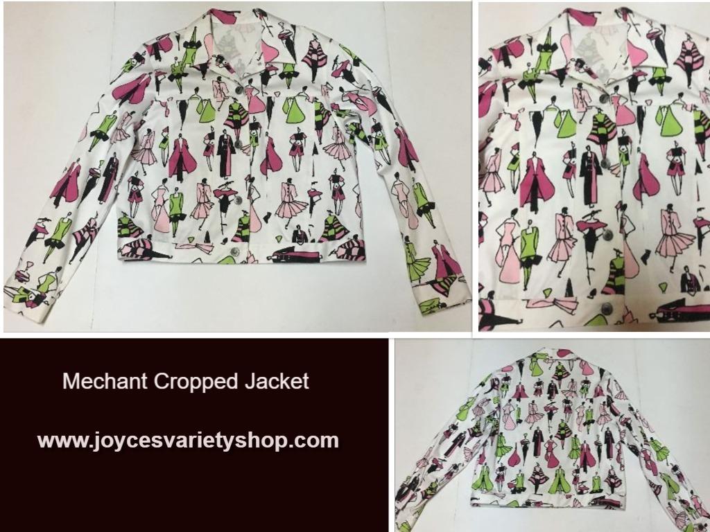 Mechant  jacket web collage