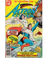 Action Comics #484 (1938 Series) - June 1978 - DC Comics - Grade Fine - $5.99