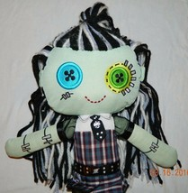 """Frankie Stein Plush Doll 18 Large 18in Monster High """" - $24.74"""