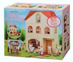Epoch Sylvanian Families Sylvanian Family 3 Floor House Ha-45 - $146.56
