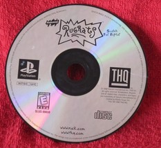 Rugrats: Search for Reptar (Sony PlayStation 1, 1998) - $11.87