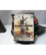 MAN ON FIRE DVD - $2.00