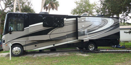 2018 holiday rambler vacationer for sale