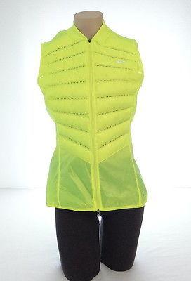 Nike Aeroloft 800 Vest Women Red, Silver