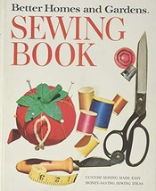 Better Homes and Gardens Sewing Book, Ring Binder [Ring-bound] Better Ho... - $3.54