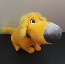Disney UP Dog Dug Plush Stuffed Animal Golden Retriever - $6.88