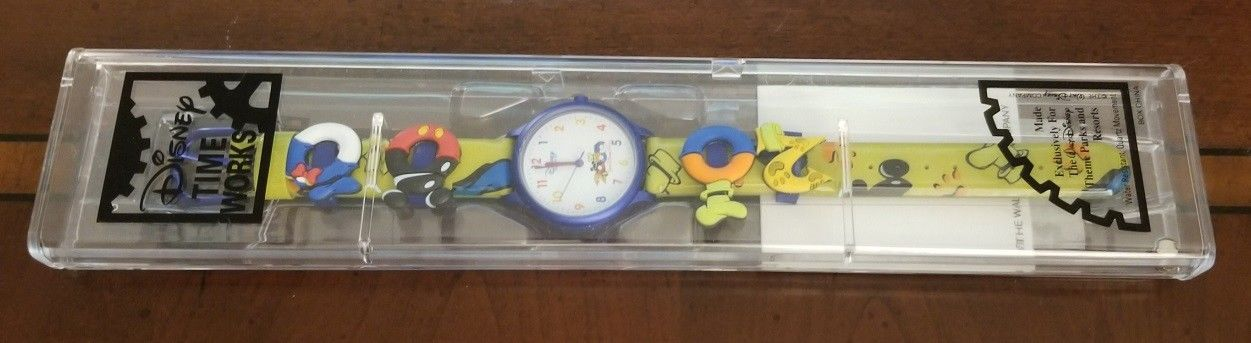 Primary image for Disney TimeWorks Millennium Watch 2000 Disney World Exclusive