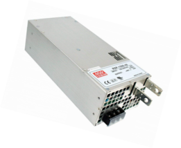 Mean Well RSP-1500-27 Enclosed Switching AC-to-DC Power Supply, Single O... - $334.06