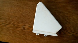 #1686 Genuine OEM Whirlpool Washer Panel End Cap 3358528 - FREE SHIPPING!! - $10.35
