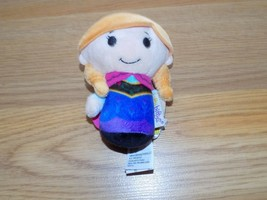 Hallmark Itty Bittys Disney Frozen Princess Anna Mini Plush Bean Bag Dol... - $12.00