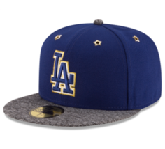 New Era MLB Los Angeles Dodge All Star Game 59Fifity Fitted Cap sz 7 1/4 - $26.24