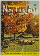 Historic and Picturesque New England Souvenir Book - $8.99