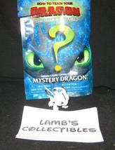 How to train your dragon 3 POUNCER Nightlight Black White Green Eyes Mystery - $21.99