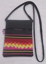 Native American Patchwork Seminole FIRE Ladie's Bag Shoulder Purse Leath... - $49.99