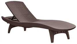 Patio Chaise Lounge Laying Lie Down Pool Patio Deck 2-Pack All-weather O... - $351.63