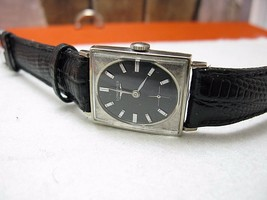 NICE VINTAGE LONGINES SWISS MADE WATCH 1137-370 10K GOLD FILLED  - $373.44