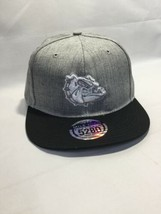 NCAA Georgia Bulldogs Ball Cap, Adult Size, Flat Visor, Navy & Gray - $14.54