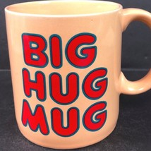 Big Hug Mug FTD True Vtg Coffee Cup 90s Detective Rust Cohle Especially ... - $19.20