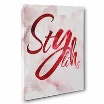 Stylish Teen Room CANVAS Wall Art Décor - $34.65