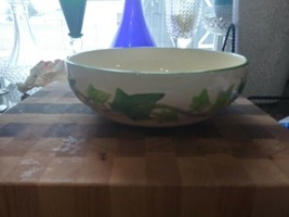 "Franciscan Earthenware IVY 8 ""  Serving Bowl - $18.76"