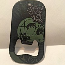 Metal Bottle Opener Choas UK Rock Band Theme Sublimation Printed Handmade - £3.07 GBP