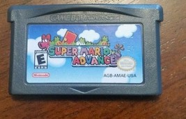 Super Mario Advance (Nintendo Game Boy Advance, 2001) - $12.81