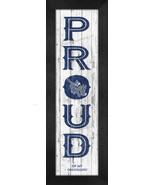 "Colorado School of Mines ""Proud or Loyal""- 8x24 Wood-Textured Look Frame... - $39.95"