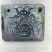 Vintage Mattel Thingmaker  Bug Creepy Crawler Mold 4490-057 1964 Toy Crafts - $11.25