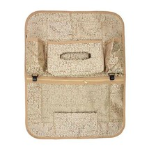 George Jimmy Multi-Functional Letter Car Storage Bag Seat Back Tissue Or... - $449,10 MXN