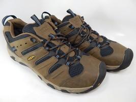 Keen Koven Low Top Size US 12 M (D) EU 46 Men's Trail Hiking Shoes Brown 1013271