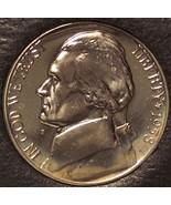 1958 Proof Jefferson Nickel Low Mintage #0455 - $4.99