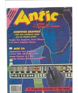 ORIGINAL Vintage Antic Atari Magazine September 1984 Vol 3 #5 - $18.49