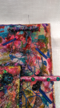 """Mixed media assemblage on Canvas Board """"The Last Violin"""" image 6"""